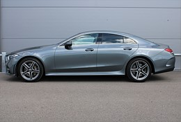 Mercedes CLS 450 4M AMG Navi Drag Värmare Sv.Såld