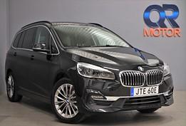 BMW 216 i Gran Tourer Luxury Line / Eu6 / Nav / Läder 109hk