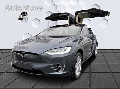 Tesla Model X 90D 423hk Dual 7-Sits Drag