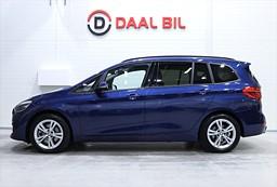 BMW 218D XDRIVE GT SPORTLINE 7-SITS 150HK NAV HUD PSENS ACC