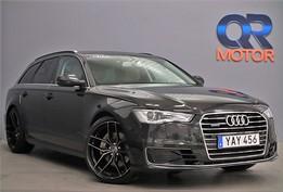Audi A6 3.0 TDI V6 Ambition / D-värme / GPS / Dragkrok 218hk