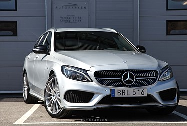 Mercedes-Benz C450 4MATIC Burmester Drag