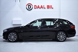 BMW 520D 190HK SPORT LINE NAVI DRAG HEADUP