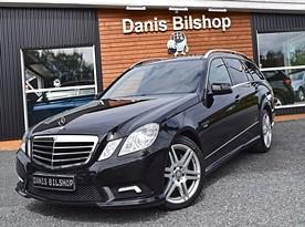 Mercedes-Benz E 350 CDI# SÅLD#