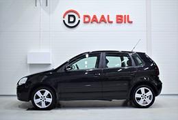 Volkswagen Polo 1,4 1.4 80HK NYKAMREM TAKLUCK M-VÄRM