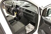 VW Caddy 1.6 TDI Maxi DSG Skåp (102hk)