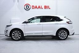 Ford Edge 2.0 TDCI BITURBO AWD 210HK VIGNALE PANO NAV D-VÄRM