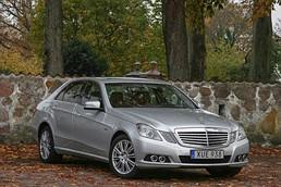 Mercedes-Benz E 250 CDI (204hk) Elegance Läder / Navi