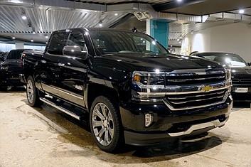 Chevrolet Silverado High Country 6.2 V8 4WD, Omg lev!