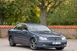 Mercedes-Benz CLK 200 Kompressor Aut