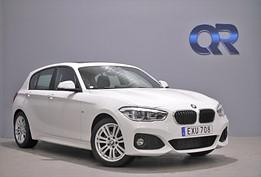 BMW 118d M-Sport Taklucka S+V 150hk