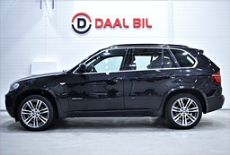 BMW X5 30D 245HK XDRIVE M-SPORT NAVI DRAG P-SEN HELSKINN