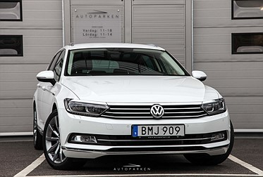 Volkswagen Passat 2.0 TDI 190hk Executive 4Motion