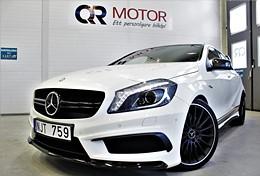 Mercedes-Benz A 45 AMG 4MATIC DCT Euro 6 360hk