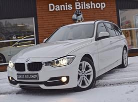 BMW 320d 184hk Touring Helläder GPS