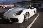 Porsche Boxster GTS 330HK Nyskick