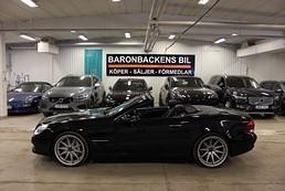 Mercedes SL 350 7G-Tronic Sport 316hk aktivt chassi