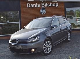 Volkswagen Golf 1.6 TDI 4Motion
