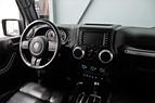 Jeep Wrangler Unlimited 3.6 V6 Ombyggd / Höjd / Breddare 284hk