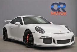 Porsche 911/991 GT3 (475hk)