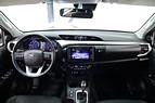 Toyota Hilux KÅPA INVINCIBLE 2,4 AWD