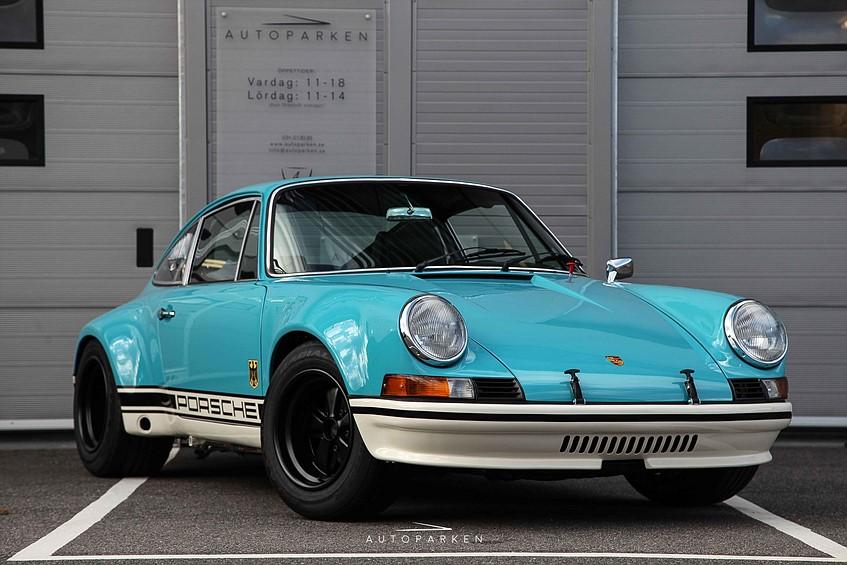 Porsche 911 S 3,0 RSR Replika 204hk