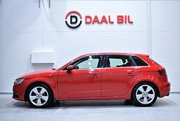 Audi A3 2.0TDI 150HK TEKNIKPAKET PROLINE NYSERV.
