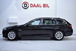 BMW 520d TOURING 190HK EURO 6 PDC NY.SERVAD!