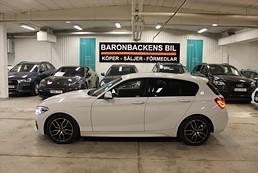 BMW 118d M-Sport 5dr, F20 150hk Aut