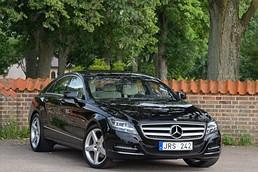Mercedes-Benz CLS 350 Coupé Sportpaket