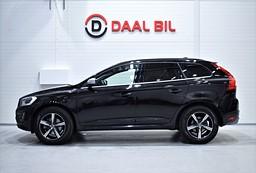 Volvo XC60 D4 190HK AWD R-DESIGN NAVI DRAG SE.UTR!!