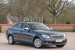 Mercedes-Benz C 220 CDI Elegance Aut