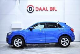 Audi Q2 1.4 S-TRONIC 150HK PROLINE P-SEN NYSERV. 1-ÄGARE