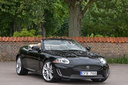 Jaguar XKR 5.0 Supercharged Cab
