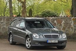 Mercedes-Benz E350 T 4-Matic Avantgarde