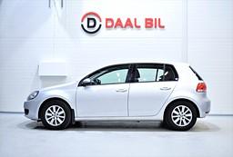 Volkswagen GOLF 1.6TDI 105HK M-VÄRM FULLSERV. 1-ÄGARE