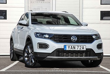 VW T-Roc 2.0 TSI 4MOTION 190HK GT-Line