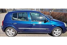-05 Renault Clio 1,2 75hk 5d AC, Nyserv. Kamremssats bytt