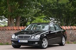 Mercedes-Benz E 500 Avantgarde Sedan