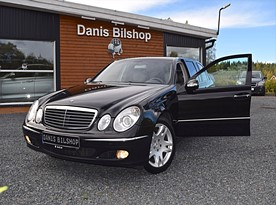 Mercedes-Benz E 280 CDI Limousine-SÅLD SÅLD SÅLD-