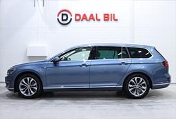 VW Passat GTE HYBRID 218HK PANORAMA COCKPIT B-VÄRM