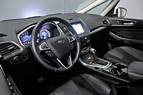 Ford S-MAX 2.0 TDCi Automat / D-Värmare/ Euro 6 / 7-sits 150hk