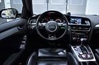 Audi A4 3.0 TDI 245HK QUATTRO S-LINE B&O TAKLUCKA NAVI KAM