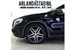 Mercedes GLA 220 170hk 4M Aut /P-värmare
