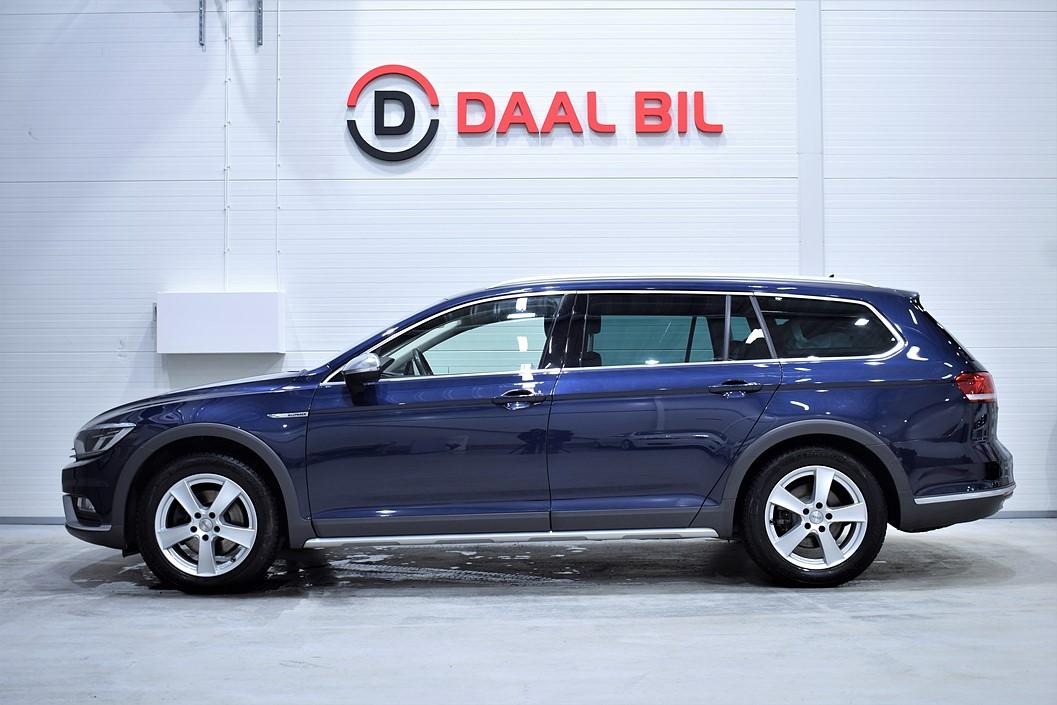 VW Passat ALLTRACK 190HK 4M EXECUT D-VÄRM DRAG KAMER