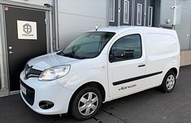 Renault Kangoo II Skåp phII S/S Backkamera