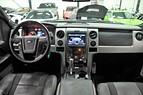 Ford F150 SVT Raptor 6.2 V8 4x4 Luxury 416hk