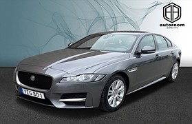Jaguar XF 2.0D i4 Turbocharged RWD (240hk)