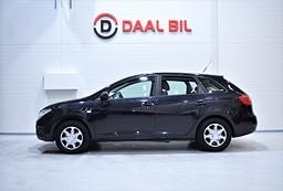 Seat Ibiza ST 1.6 90HK AUX ISOFIX NY SERVAD & BESIKTAD