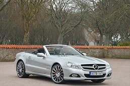 Mercedes-Benz SL 500 | Comand | ABC-Chassi